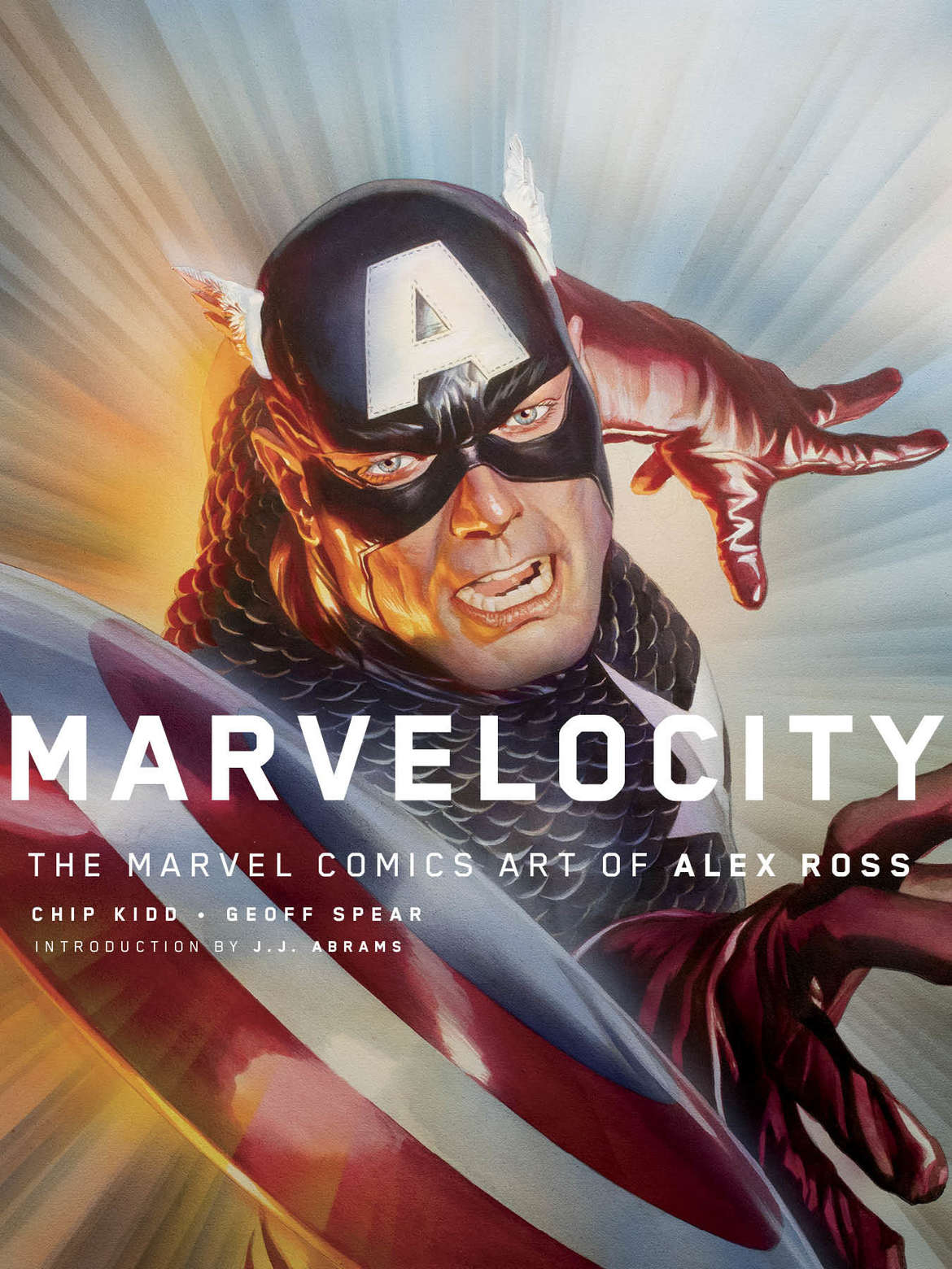 Marvelocity Cover - Final by Alex Ross