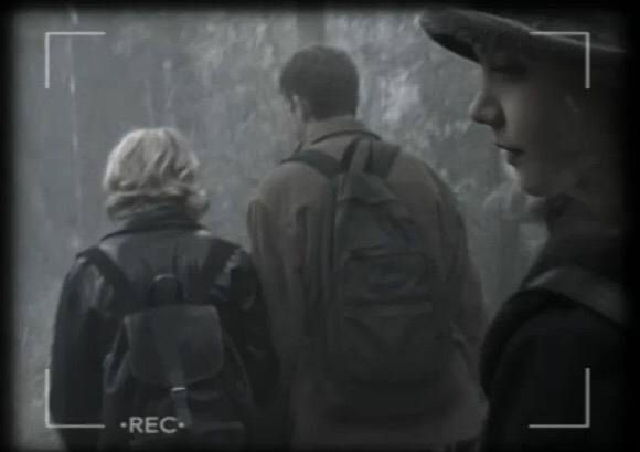 Dawson's Creek Escape from Witch Island