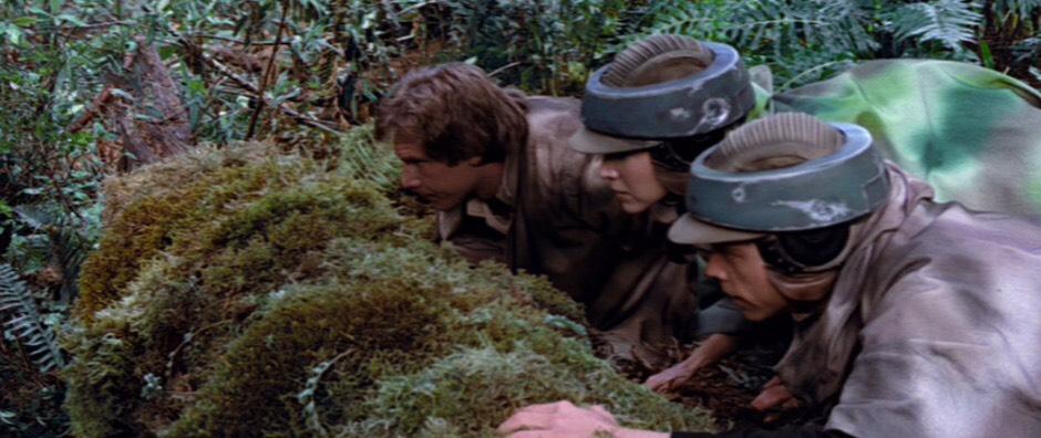 Return of the Jedi screenshot