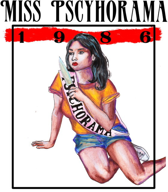 Miss Psychorama 1986