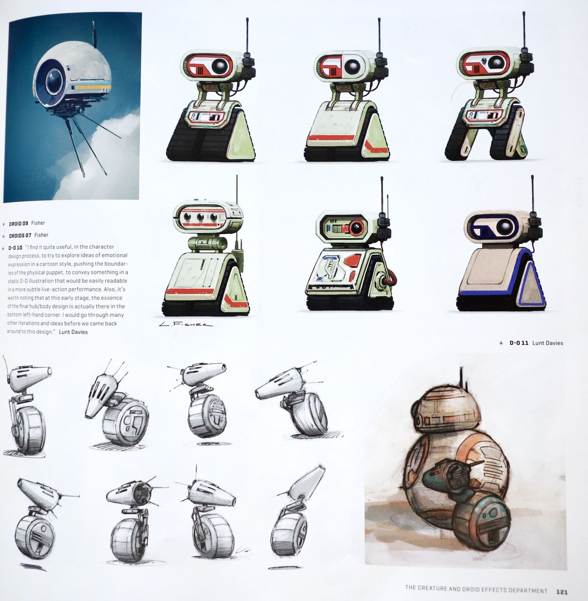Star Wars Droid Newcomer D O Was Based On Screenwriter Chris Terrio S Own Dog