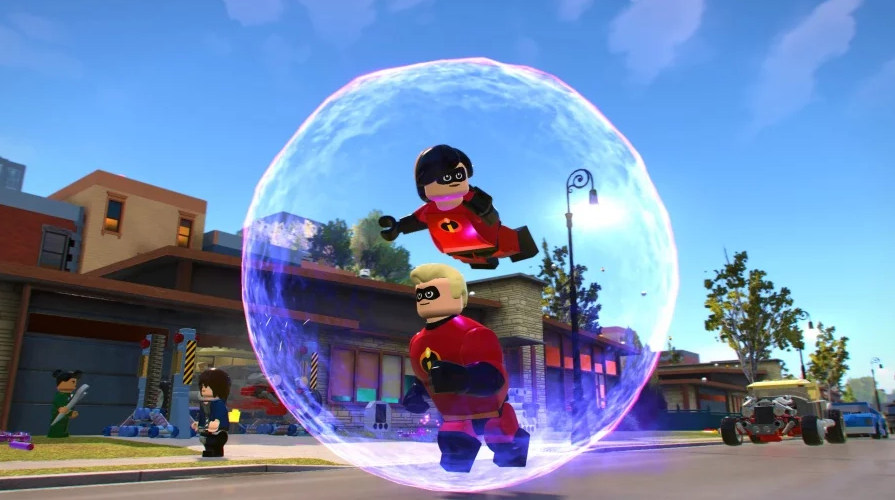 Incredibles - Bubble