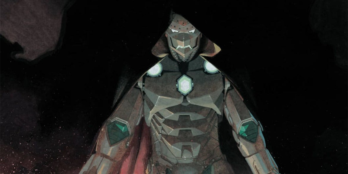 The Infamous Iron Man