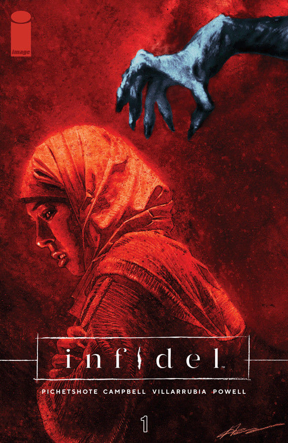 Infidel #1 Image Comics