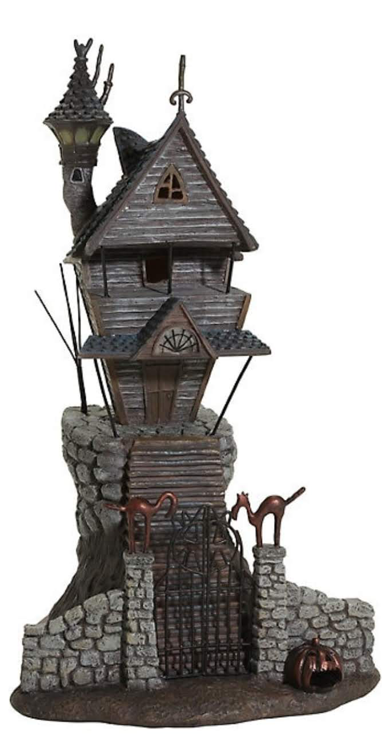 Nightmare Before Christmas Houses.Fantastic Feasts Jack Skellington S Nightmare Before