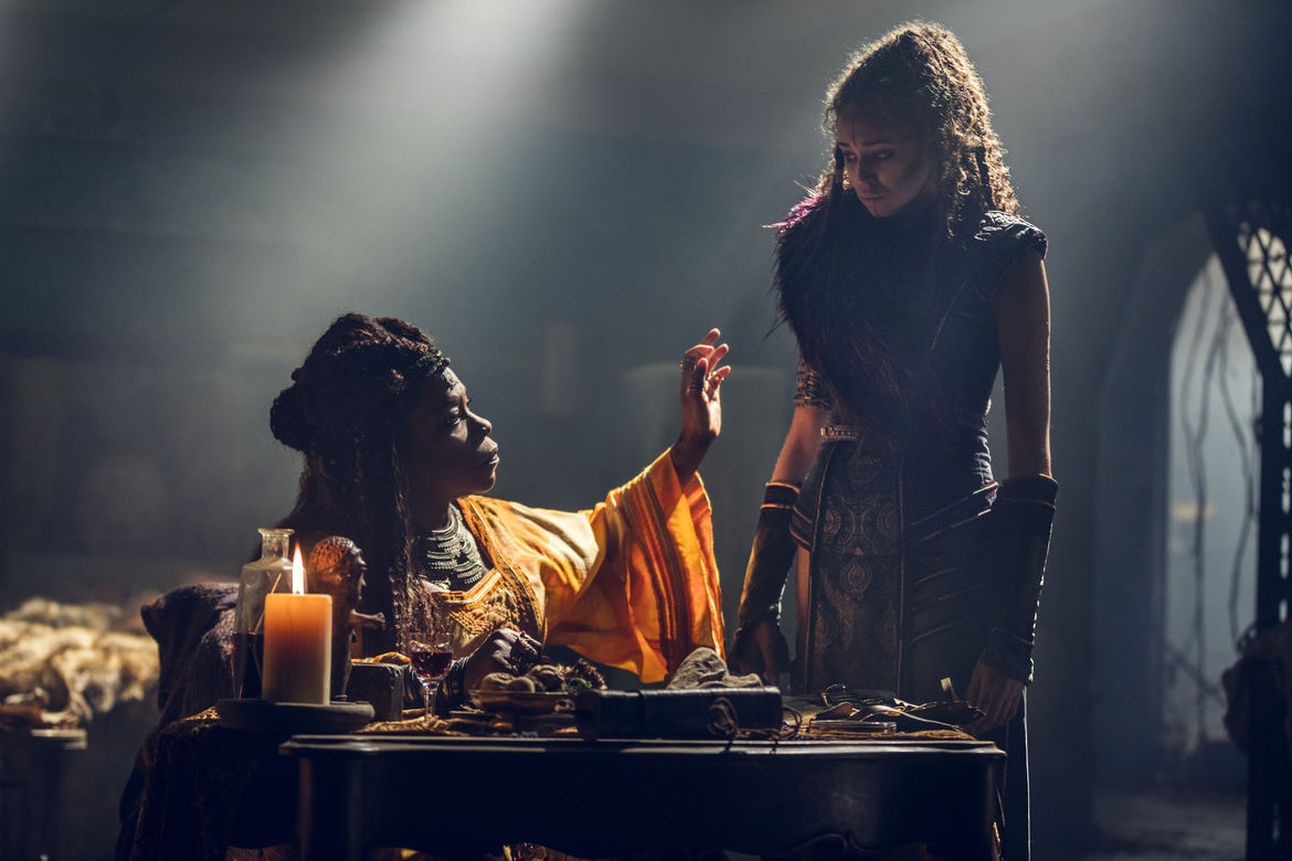 Into the Badlands 304, Nix and Cressida