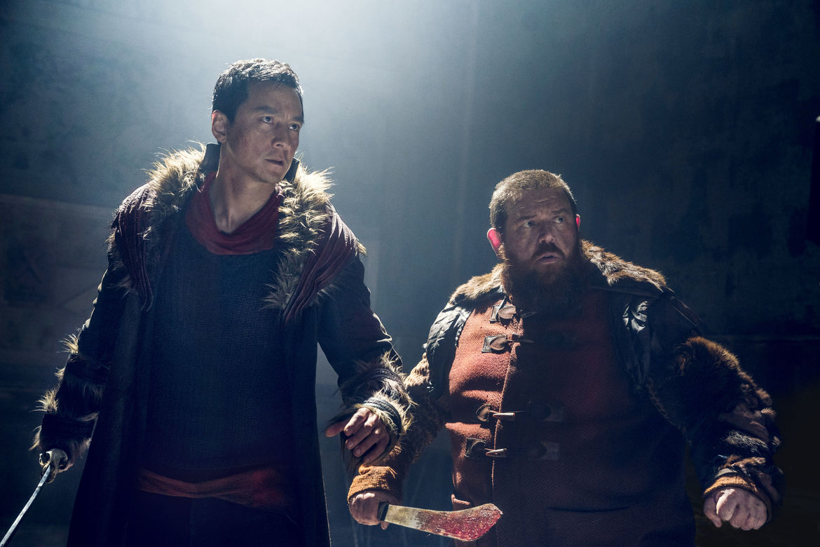 Into the Badlands 304, Sunny and Bajie