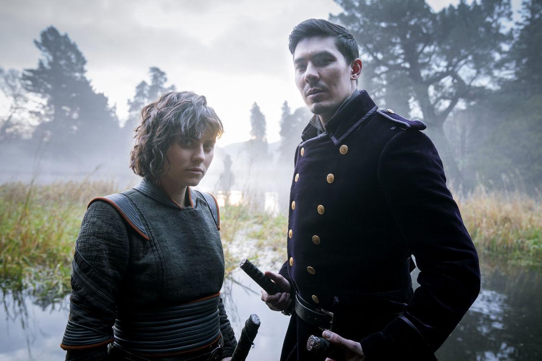 Into the Badlands 309, Gaius and Tilda
