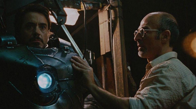 Iron Man Shaun Toub Robert Downey Jr
