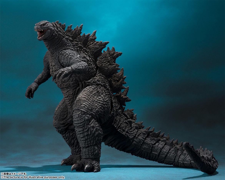 sh figuarts godzilla king of the monsters