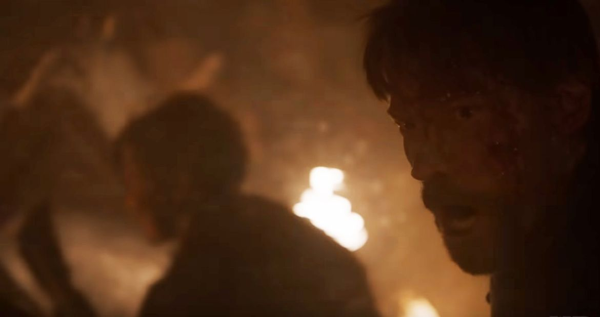 Jaime Lannister, Game of Thrones trailer