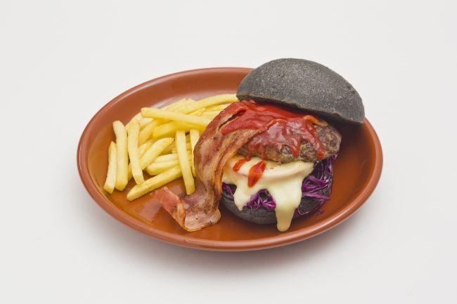 Japanese Venom burger