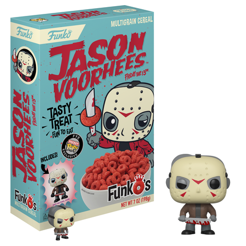 jason vorhees funkos