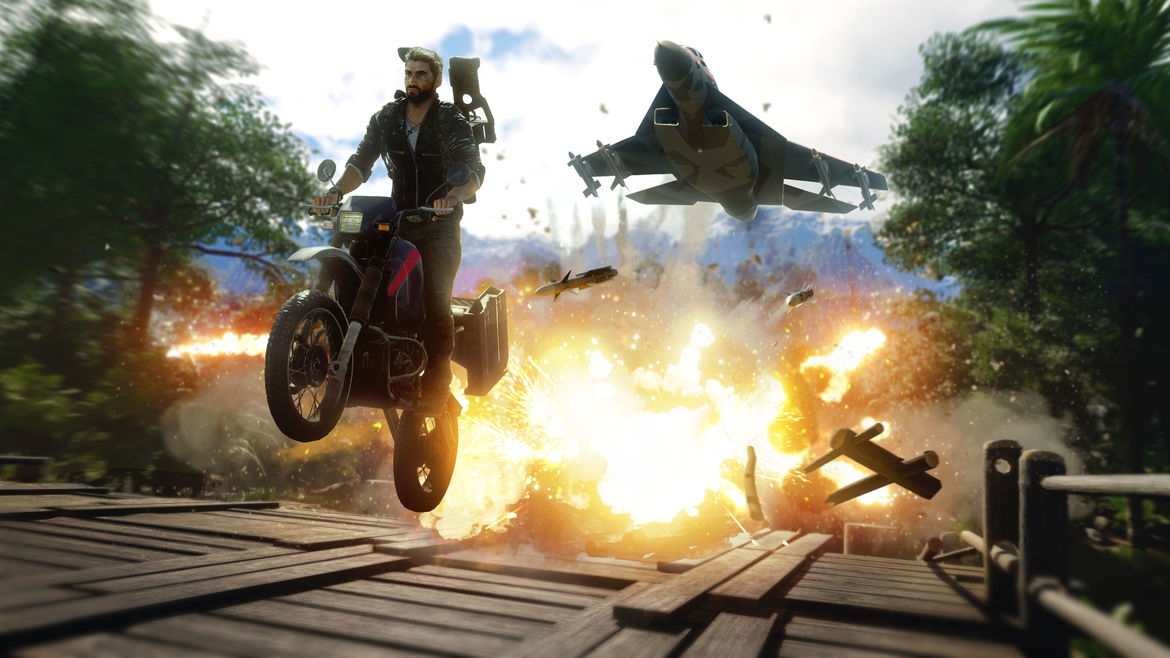 Just Cause 4 E3