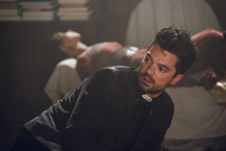 Preacher S3 Jesse - Dominic Cooper