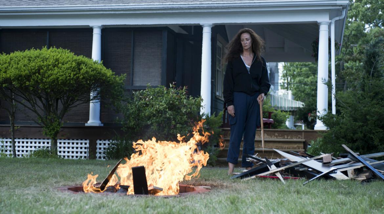 Alisa Jones (Janet McTeer)