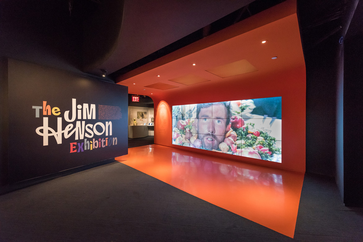 The Jim Henson Exhibit - Museum of the Moving Image
