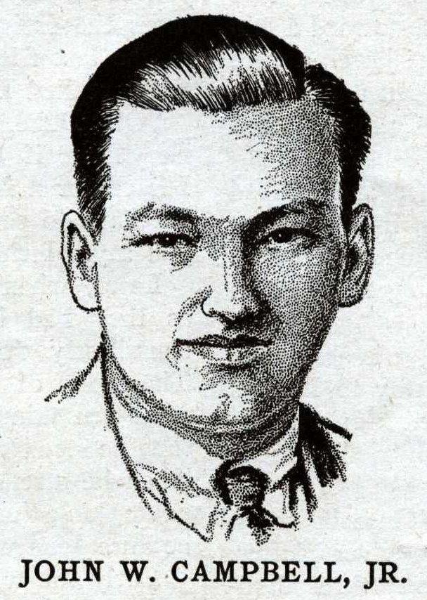 John W Campbell