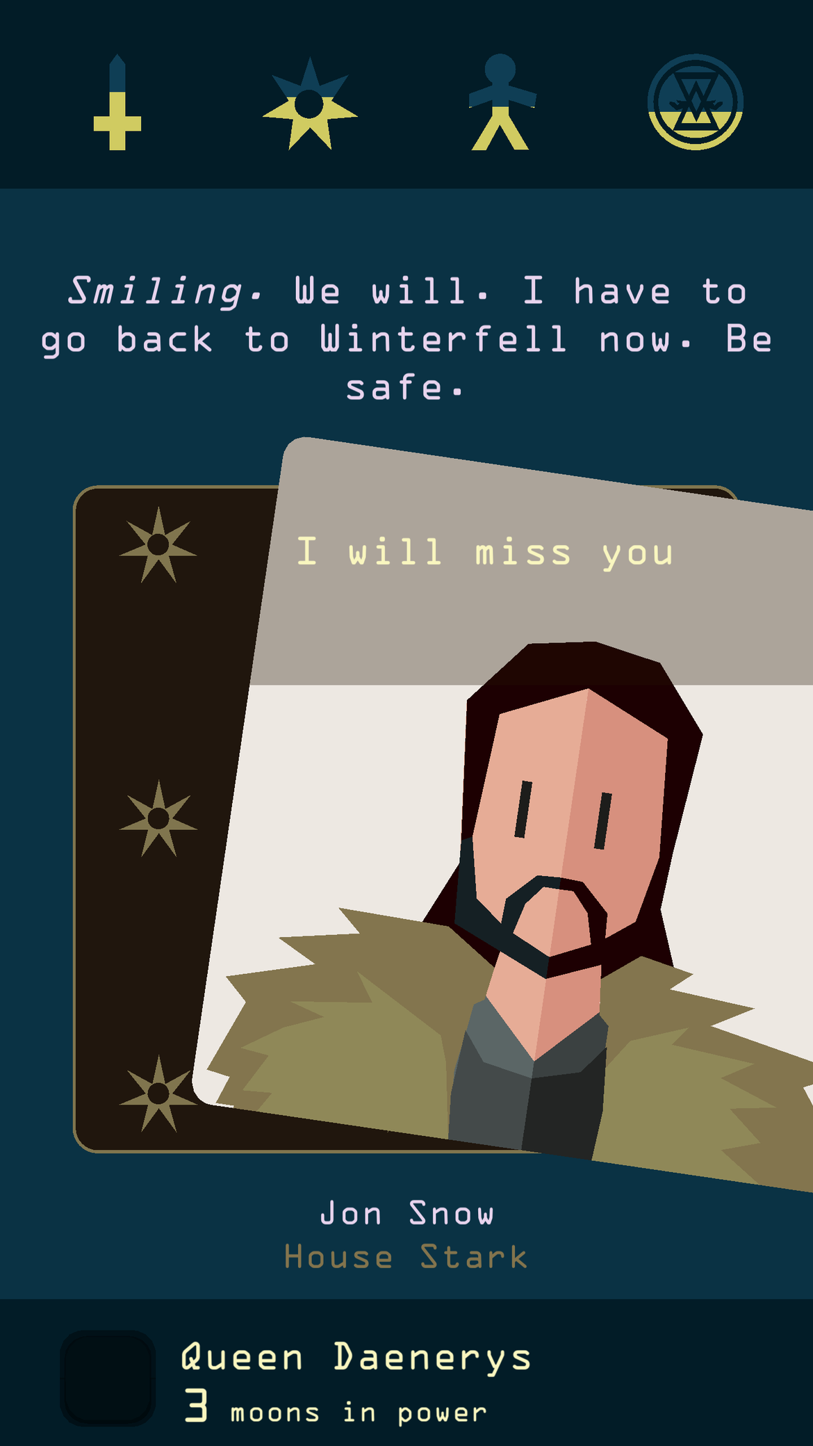 Jon Snow Reigns