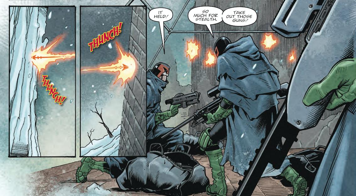 Judge Dredd Cold Wars Slice 3