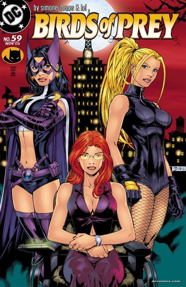 Birds of Prey (1999-2009) DC Comics