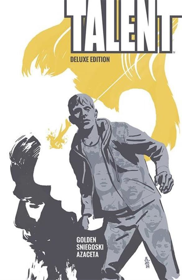 Talent graphic novel BOOM! Studios Deluxe Edition