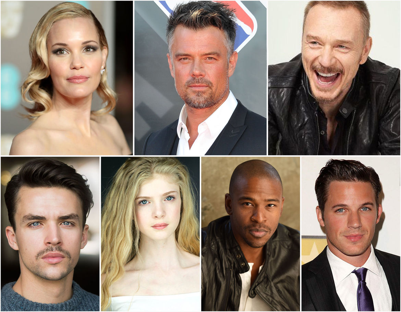 Jupiter's Legacy cast Netflix