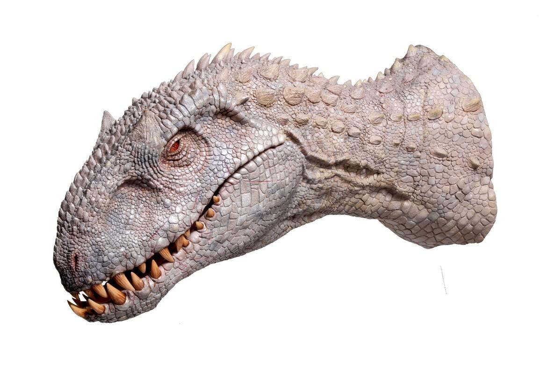 Jurassic WorldIndominus Rex Head