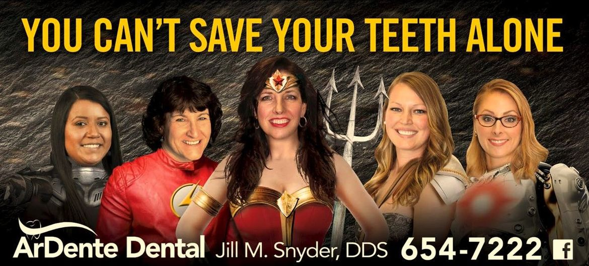 justice league dentist