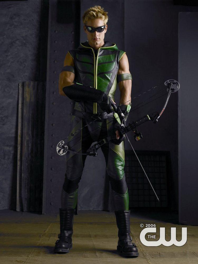 Justin Hartley Green Arrow