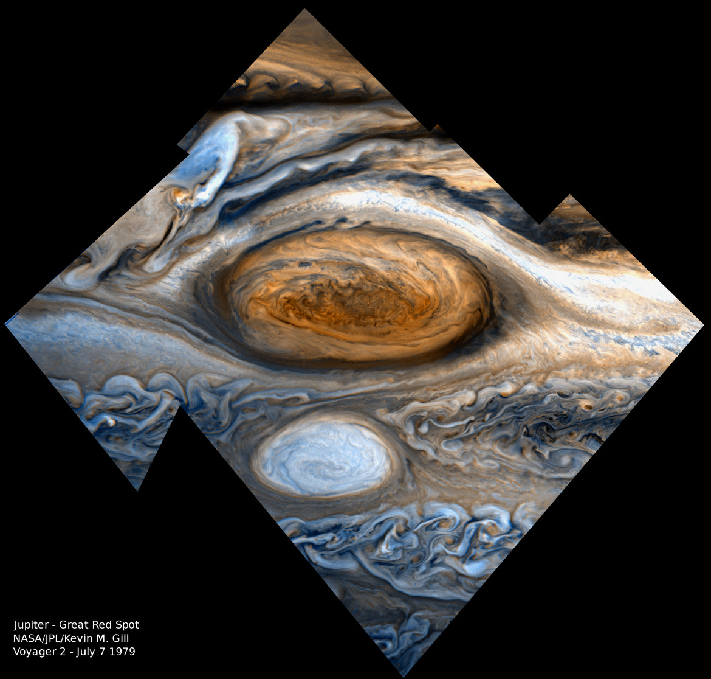 Jupiter Great Red Spot