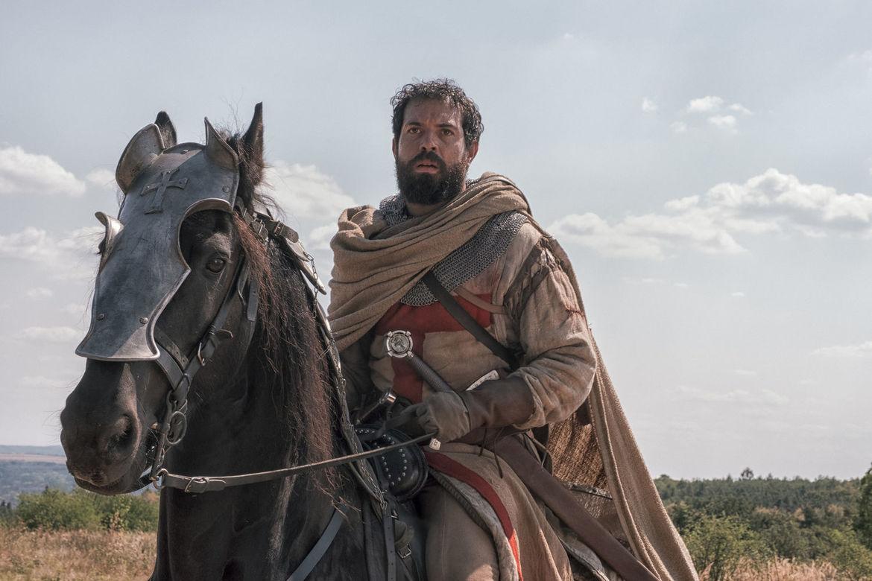 Tom Cullen in Knightfall Season 2