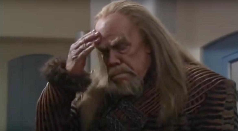 The Klingon Augment Virus