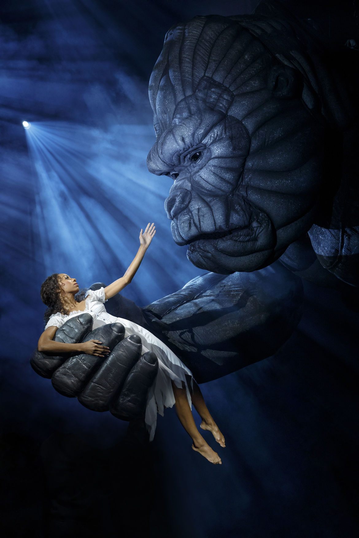 King Kong Musical Ann Darrow