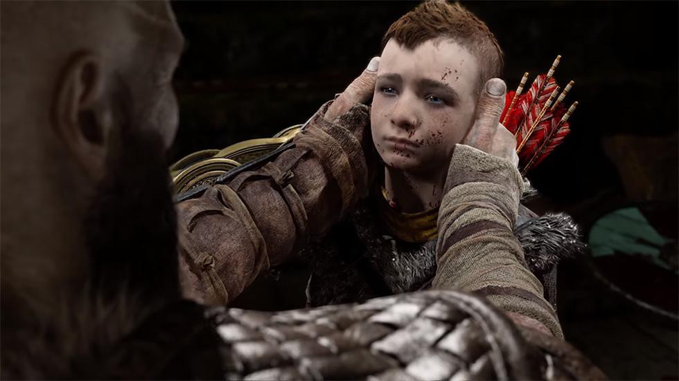 God of War - Kratos and Atreus 2