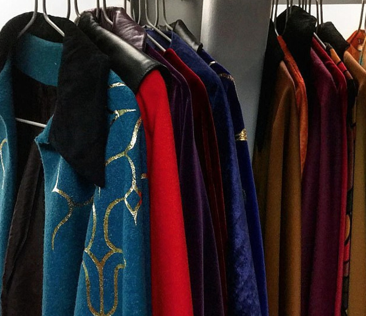 Solo: A Star Wars Story- Lando's Cape Closet