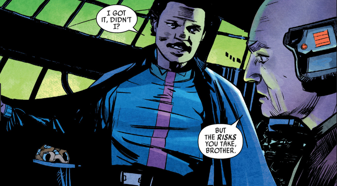 Marvel- Lando Miniseries (Lando and Lobot)