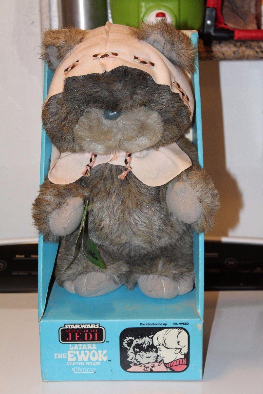 latara the ewok kenner doll