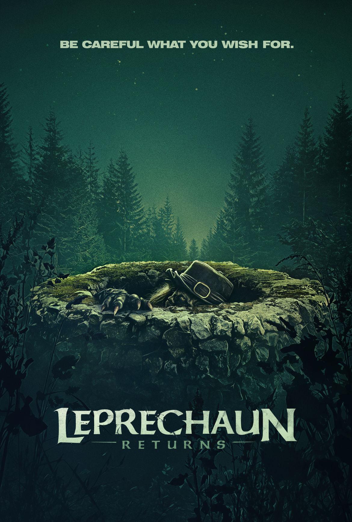 Leprechaun Returns teaser poster