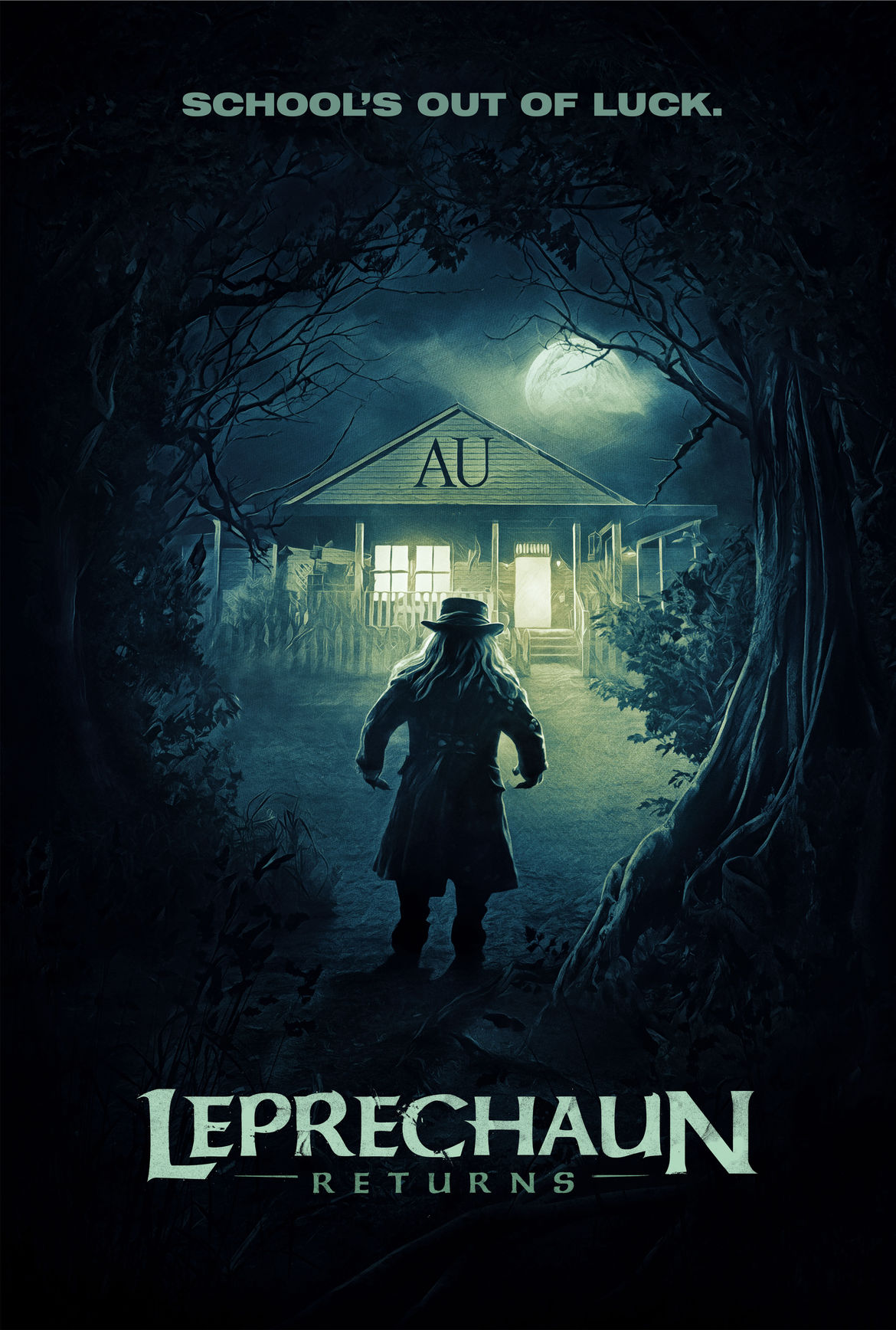 Leprechaun Returns teaser poster