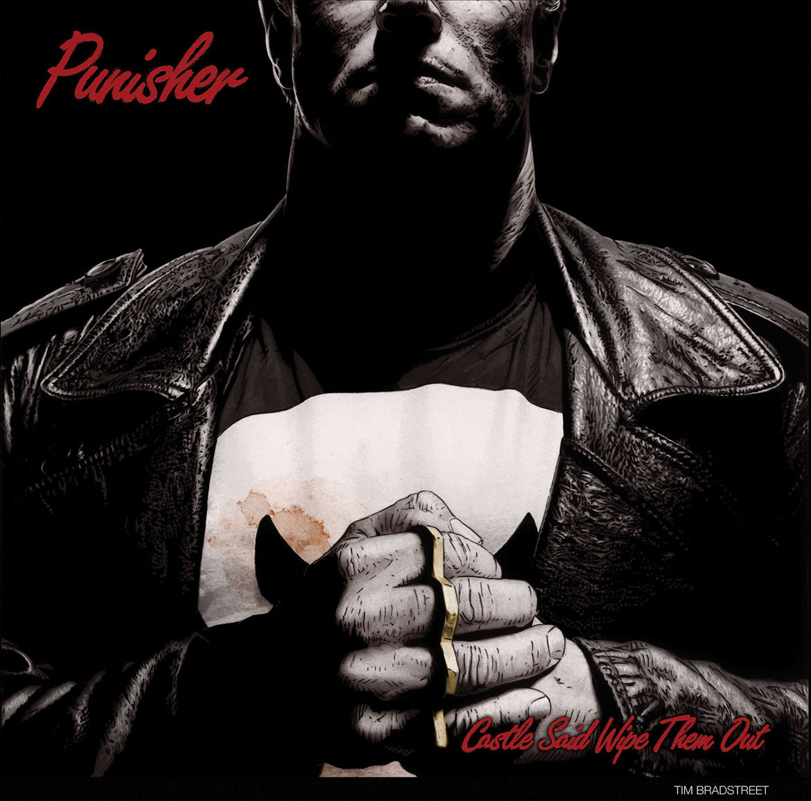 LL Cool J Punisher album cover Marvel