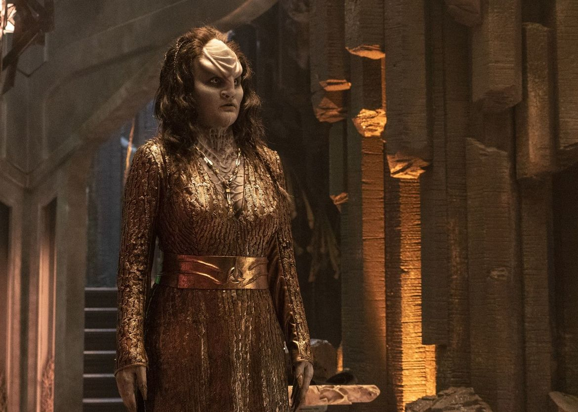 L'Rell costume Star Trek: Discovery Season 2