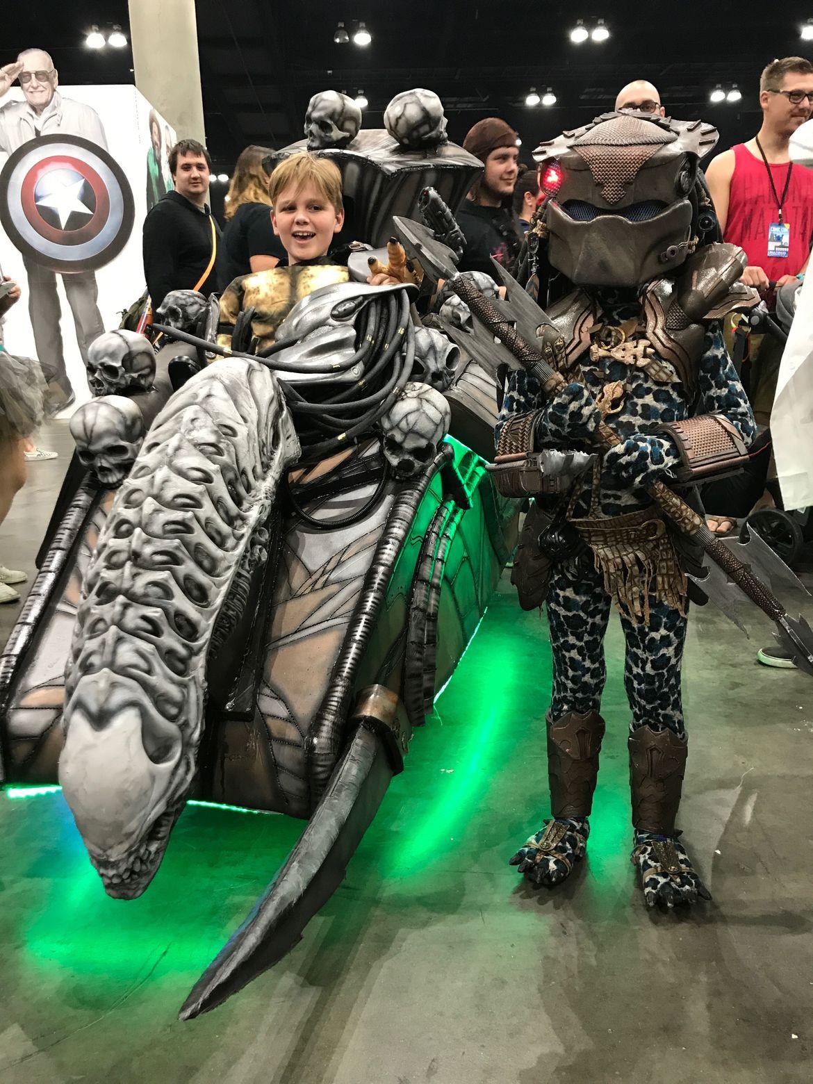 Lucas Predator Reveal 5