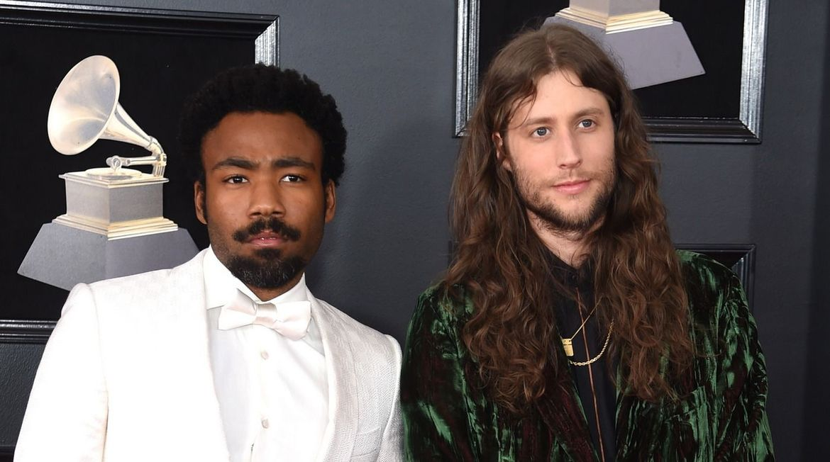 Ludwig Goransson and Donald Glover