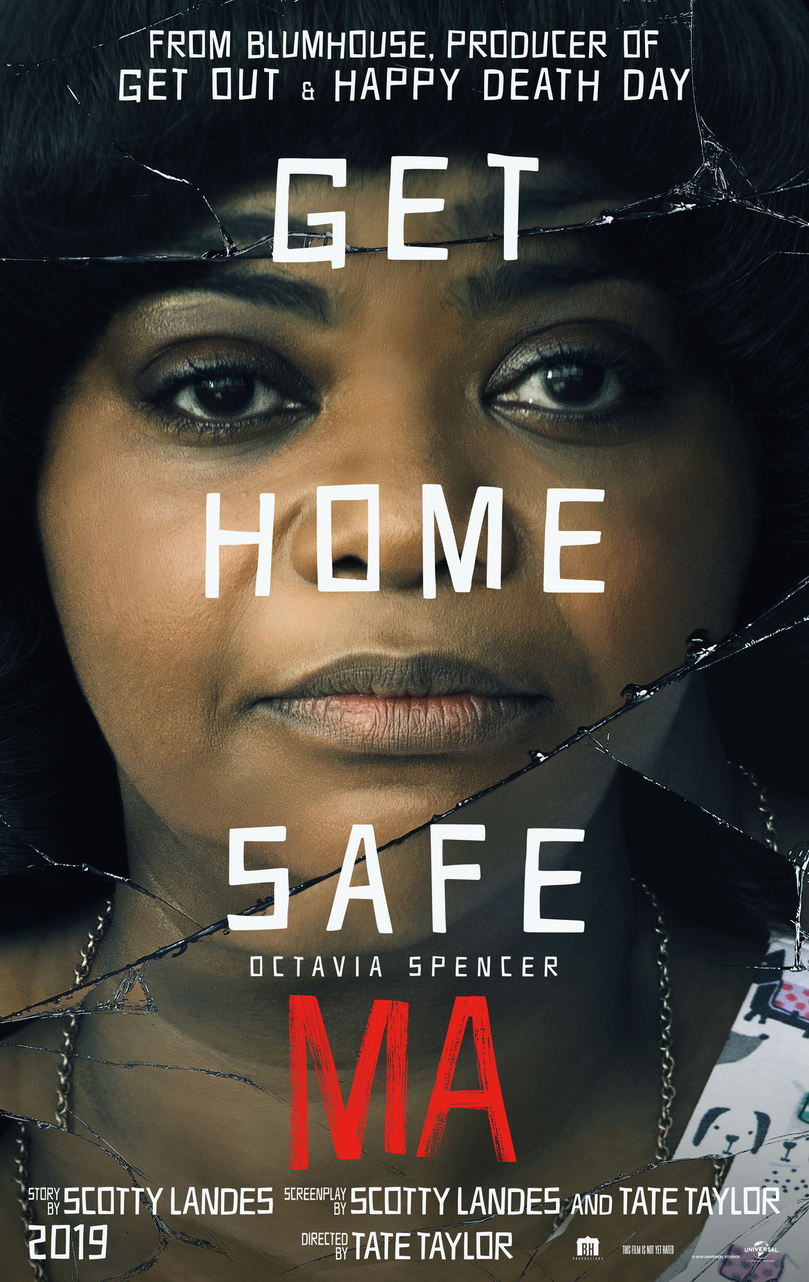Ma Octavia Spencer movie poster