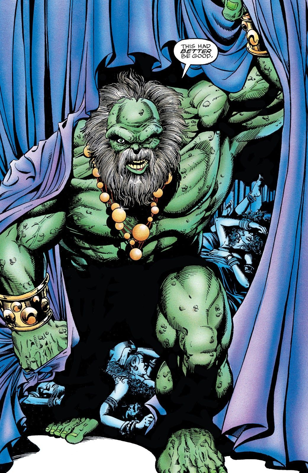 Hulk: Future Imperfect #1 (Written by Peter David, Art by George Perez)