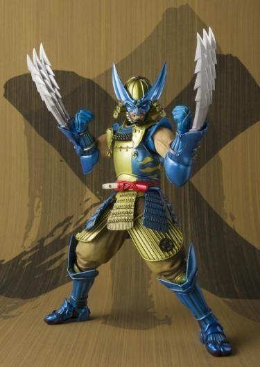 Manga Wolverine