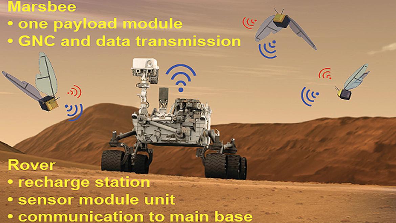 NASA Marsbee concept