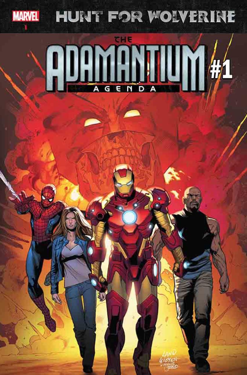The Hunt for Wolverine: Adamantium Agenda #1