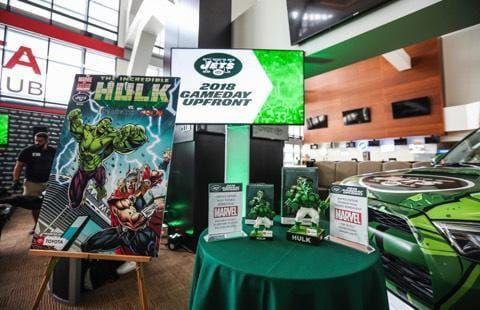 Marvel x Jets